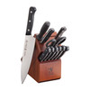 HENCKELS Solution 12-Piece Knife Block Set~17550-000