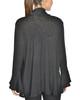 Chevron-Back Bell Sleeve Cardigan~Black*MKWR0274