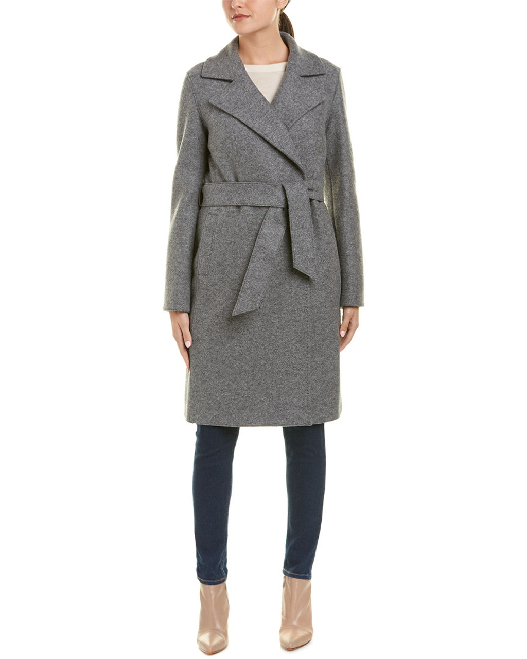 4d6cccb0753 Cinzia Rocca Icons Boiled Unlined Wool Coat~1411526550 - Younkers