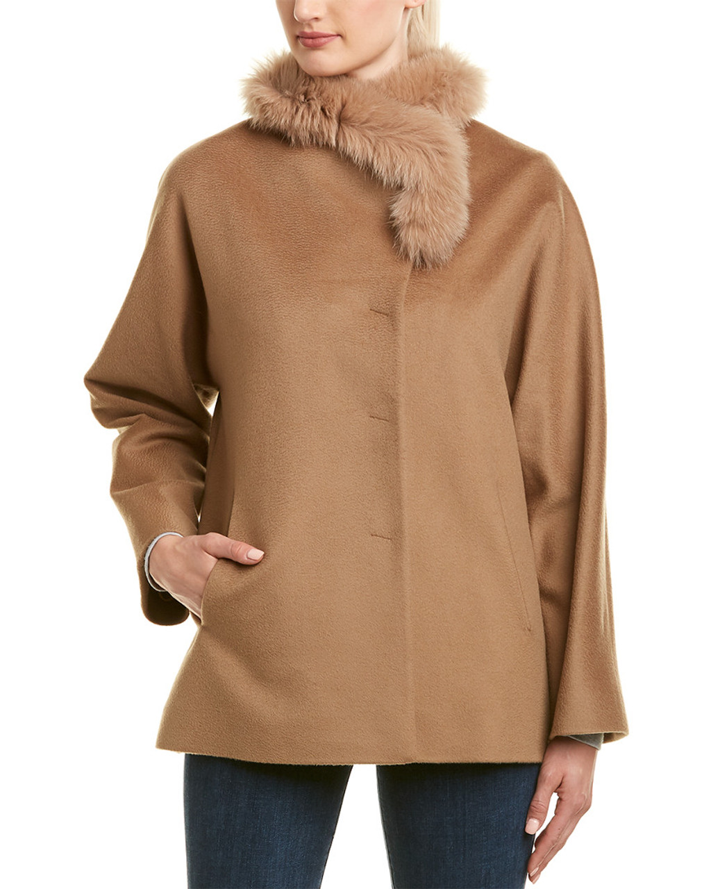 f0e956654d2 Cinzia Rocca Wool Coat~1411633710 - Younkers