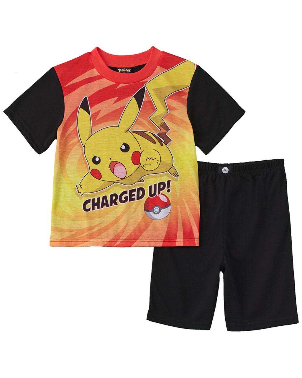 Character Sleepwear Boys 2pc Pokemon Set 1511625642 Younkers