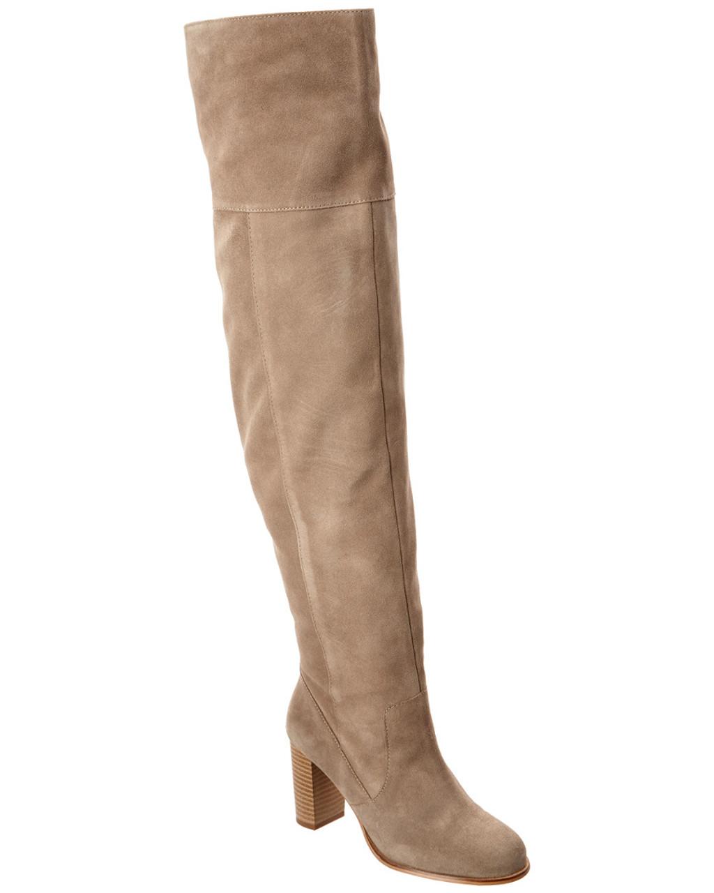 a01c64914e Seychelles Trixie Suede Over-The-Knee Boot~1311498087 - Bon-Ton