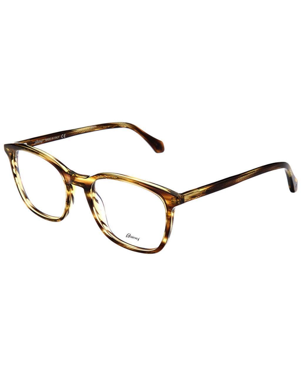 27bdfdfb5c Brioni Men s BR0033O 52mm Optical Frames~1111254108 - Herbergers