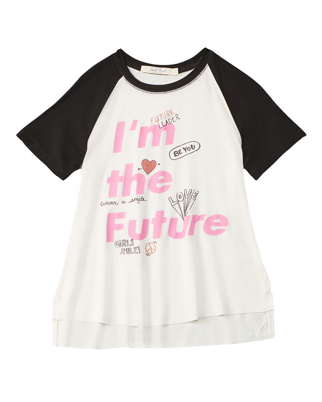 Junk Food I M The Future T Shirt 1511821288 Younkers