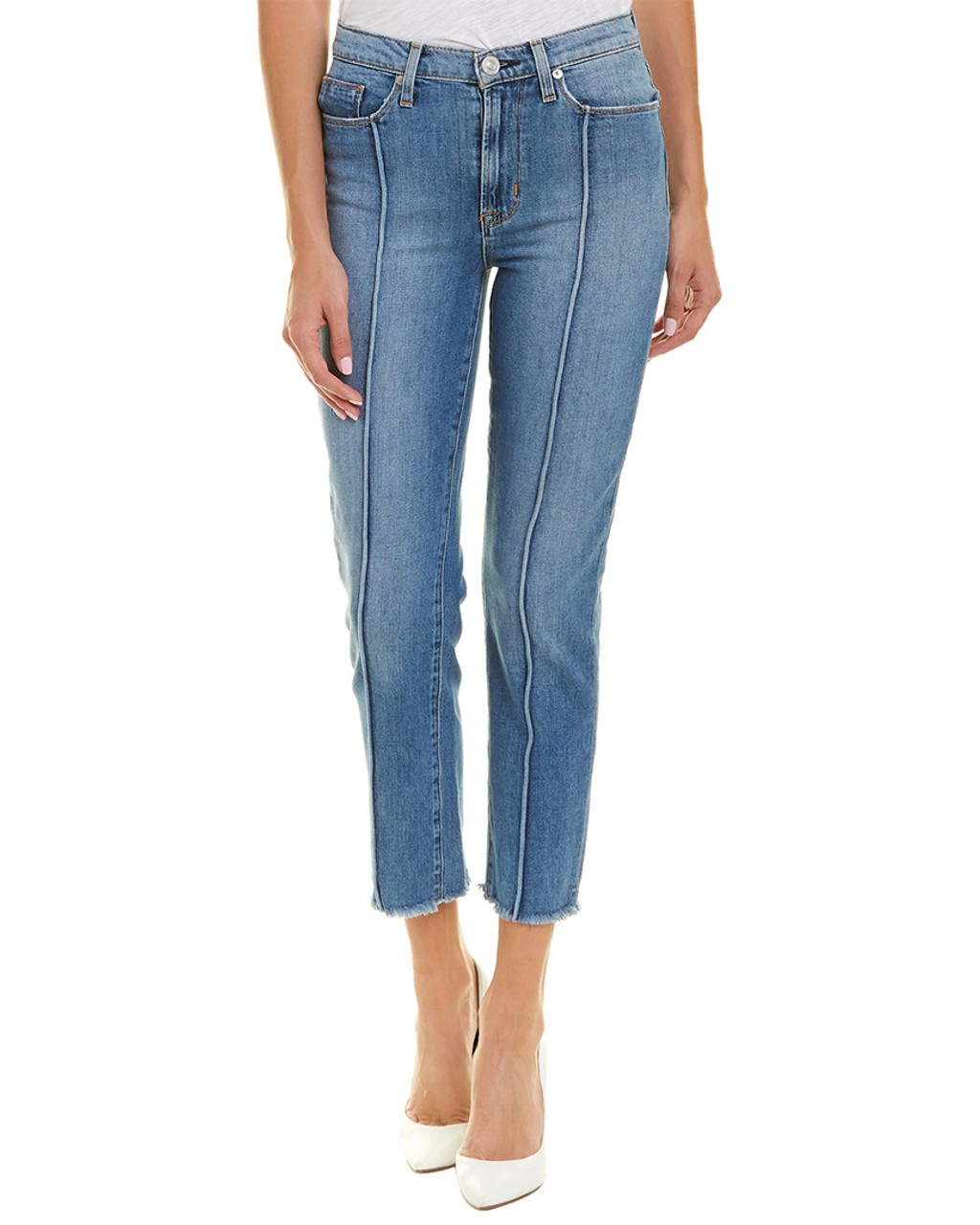 77d146d7bb8 HUDSON Jeans Zooey Expression High-Rise Straight Crop~1411748378 ...