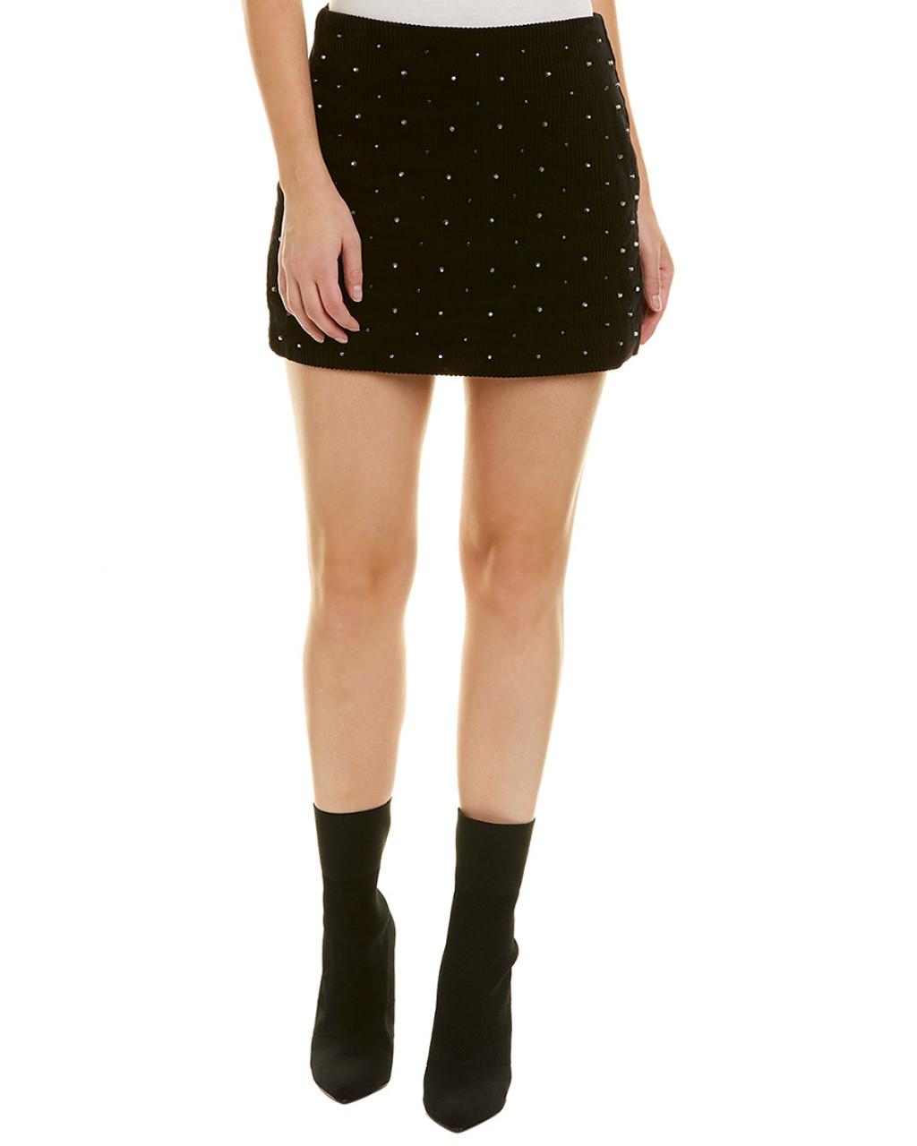 e9e7010d1f Blanknyc Womens Grey Mini Skirt