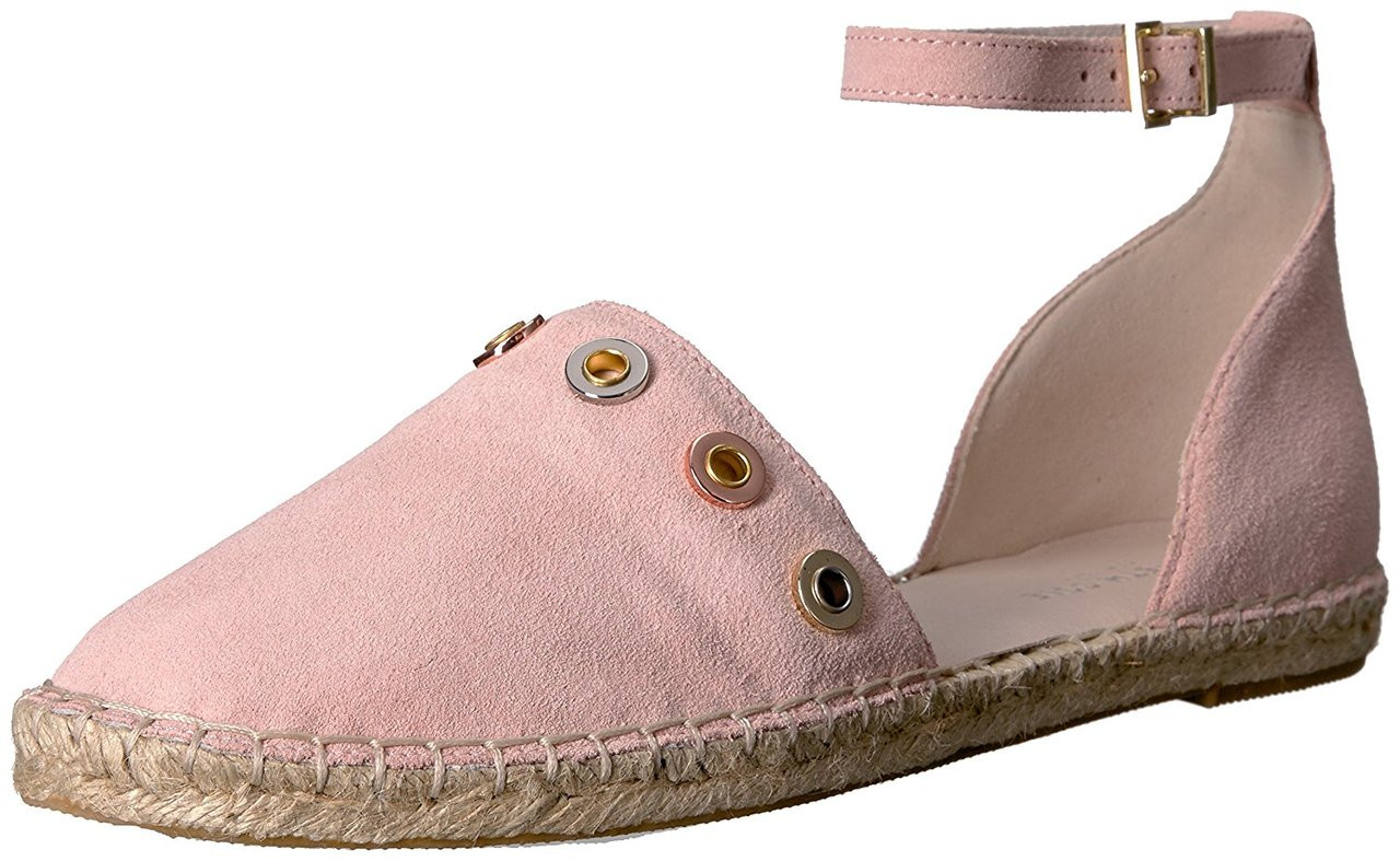 9a0cd80969af ... Kenneth Cole New York Womens Blair 2 Leather Closed Toe Espadrille  Sandals~pp-042a3135