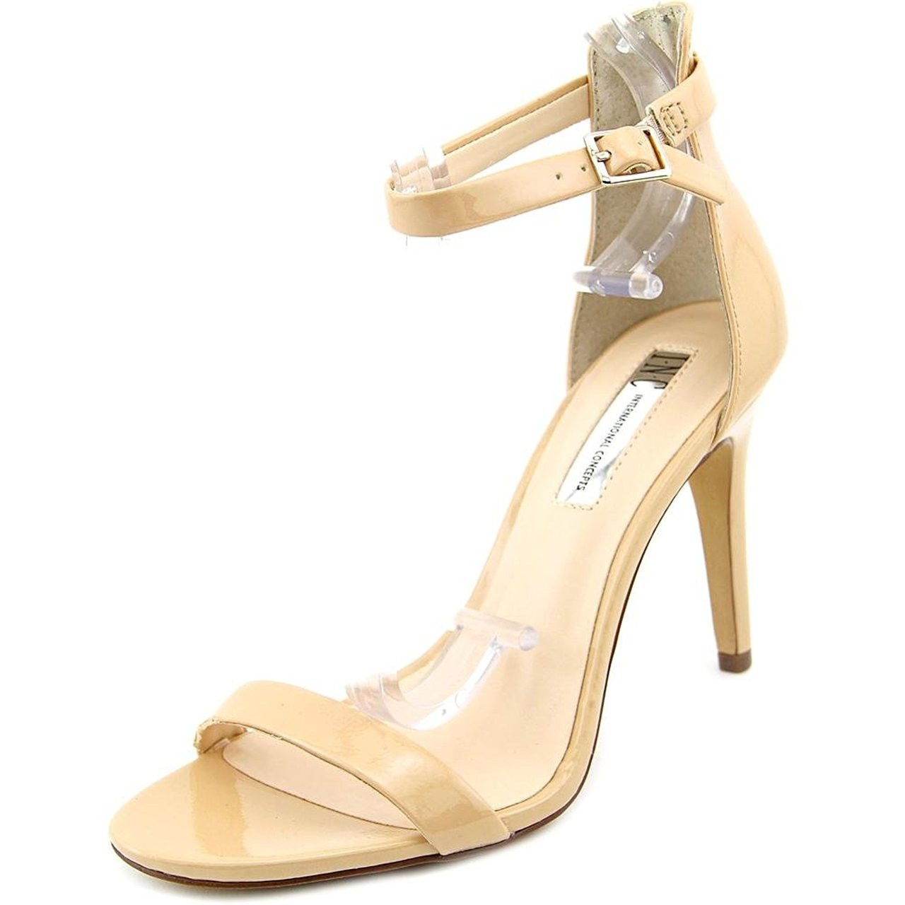 f6c839d82bc ... INC International Concepts Womens Roriee Open Toe Ankle Strap  Sandals~pp-06f823db