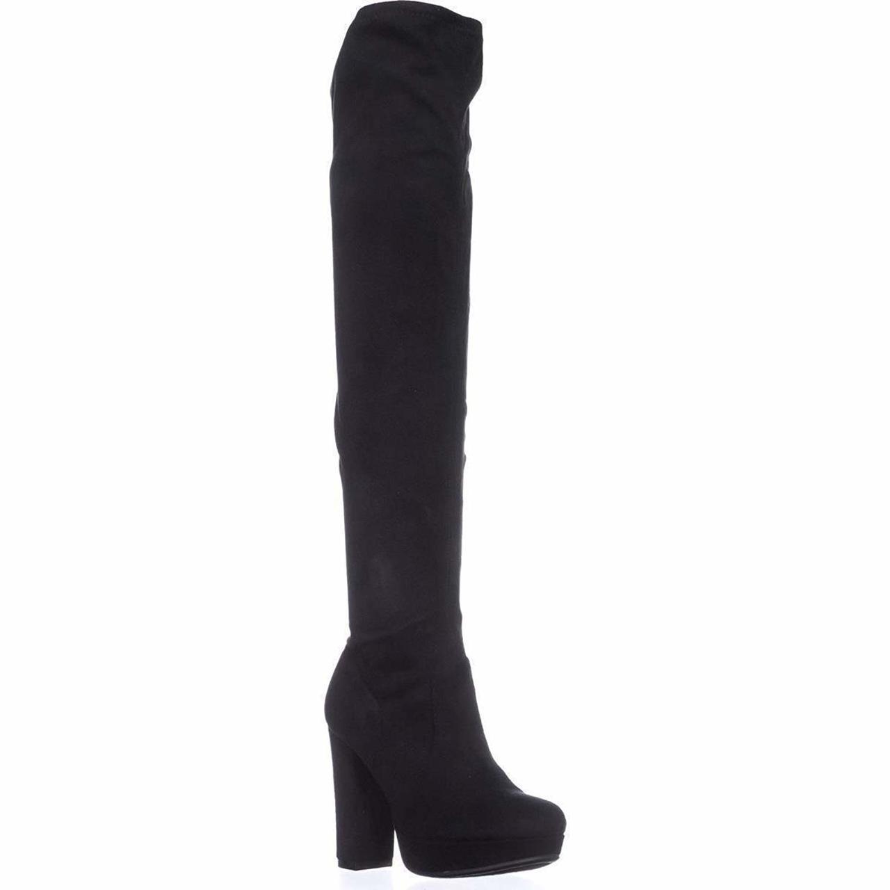 c78c58ce13127 Bar III Womens Night Closed Toe Over Knee Fashion Boots~pp-19125819