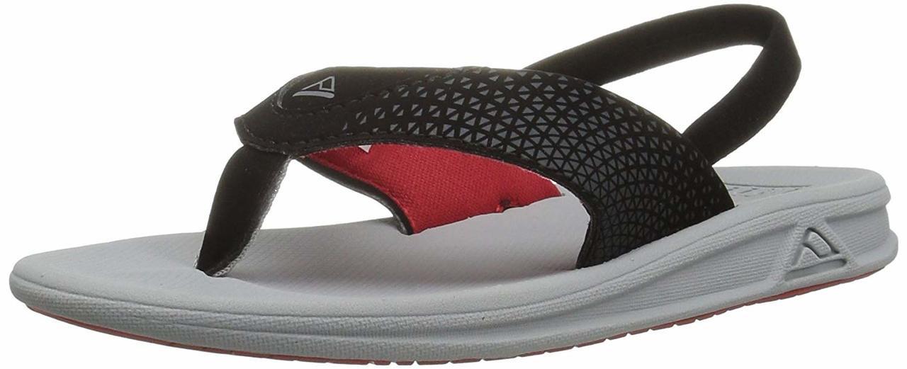 6fc31f358 ... Kids Reef Boys grom rover Ankle Strap Slip On Slide Sandals~pp-1e3a0e25