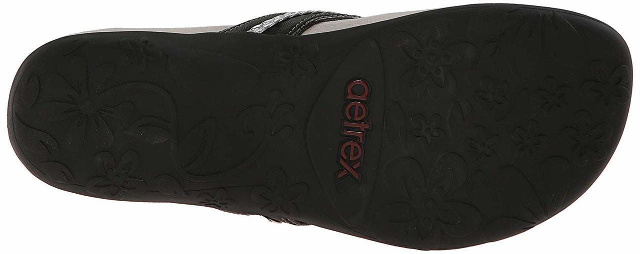 c1ea138565e Aetrex Womens Selena Open Toe Casual~pp-205d0358 - Bon-Ton
