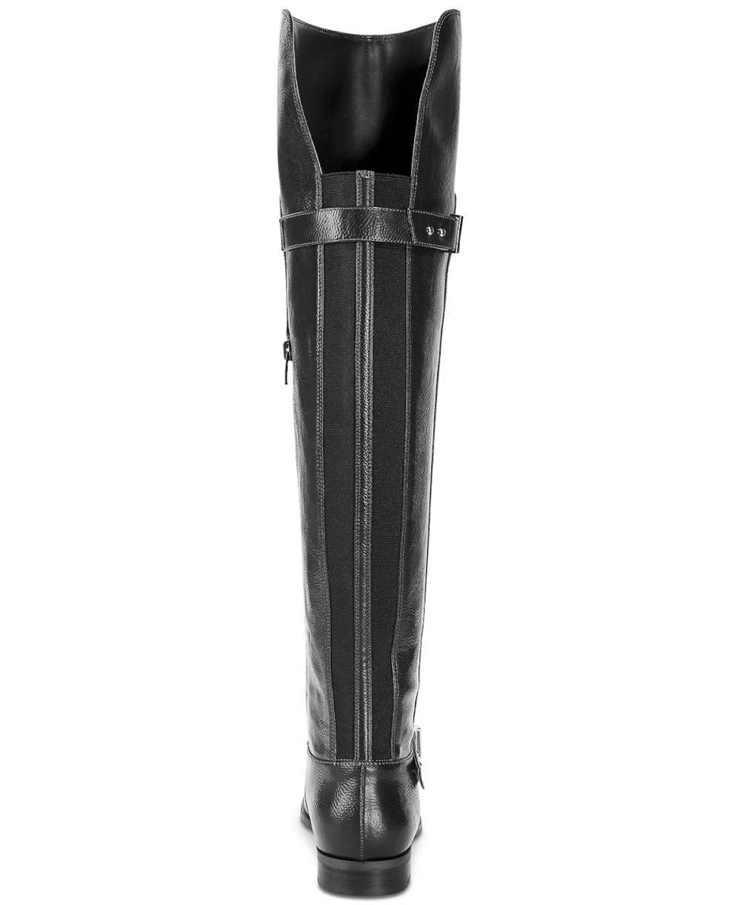 dd8248fc0ace1 Bar III Womens Daphne Closed Toe Over Knee Riding Boots~pp-24097d14