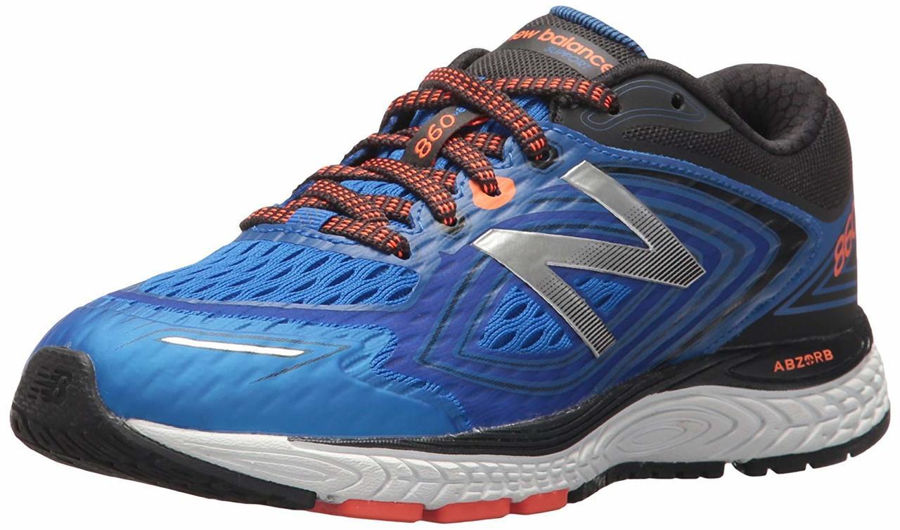 New Balance Kids  Kj860ngy Running Shoe~pp-29ec696a - Boston Store 99a4374a2c7e