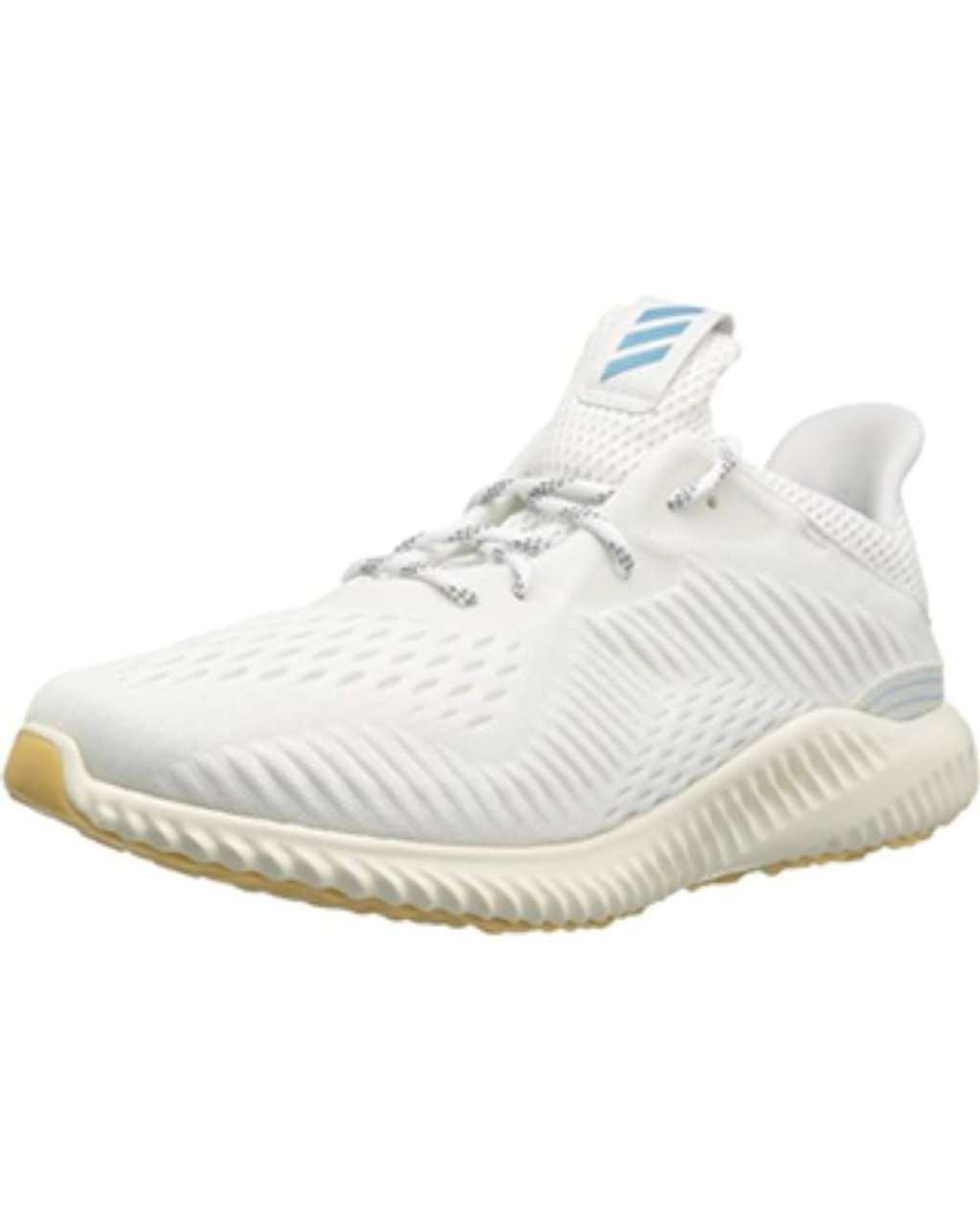 quality design efb27 891ee Adidas Womens adidas Alphabounce 1 Parley w Low Top Lace Up Running Sneaker