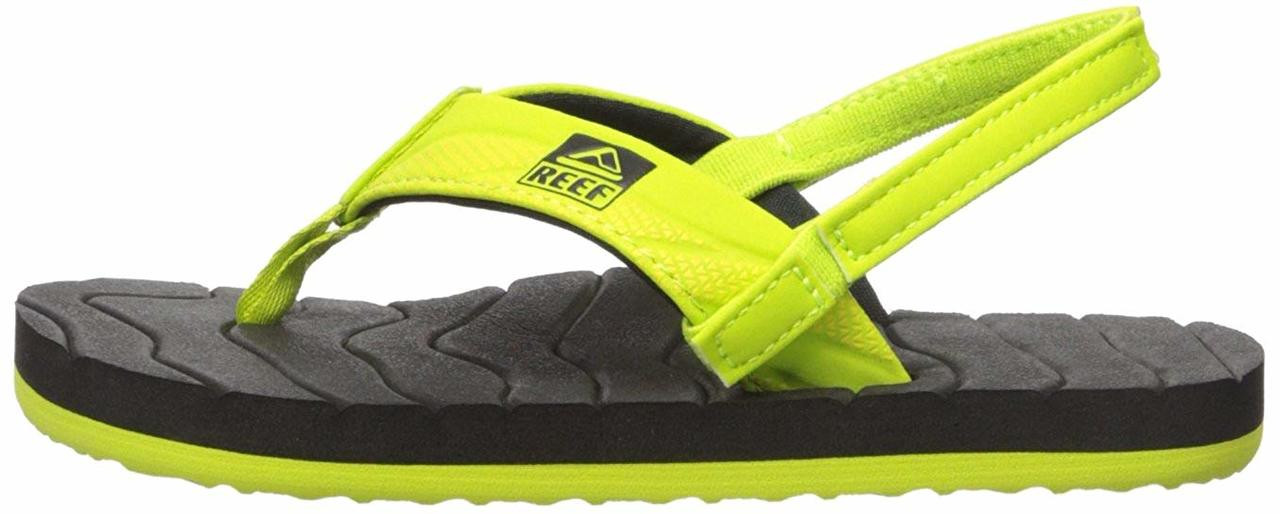 2a67e2743316 ... Kids Reef Boys Grom Roundhouse Ankle Wrap Bungee Flip Flops~pp-541ba90e  ...