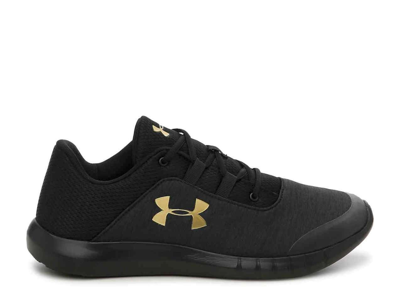 new product e6894 172e6 Under Armour Mens MOJO Low Top Lace Up Trail Running Shoes~pp-6092006c
