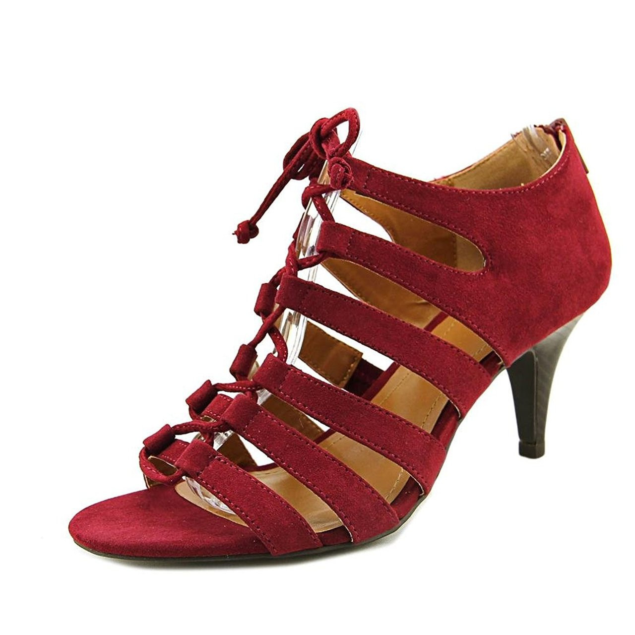7bb4a8f56f5ce Style & Co. Womens Hannde Open Toe Casual Strappy Sandals~pp-6530001f