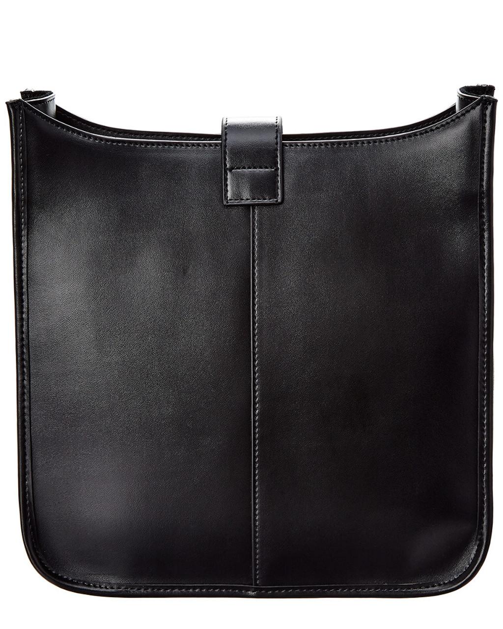 13eef72dca9a KC Jagger Leather & Suede Crossbody Messenger Bag~1160811801