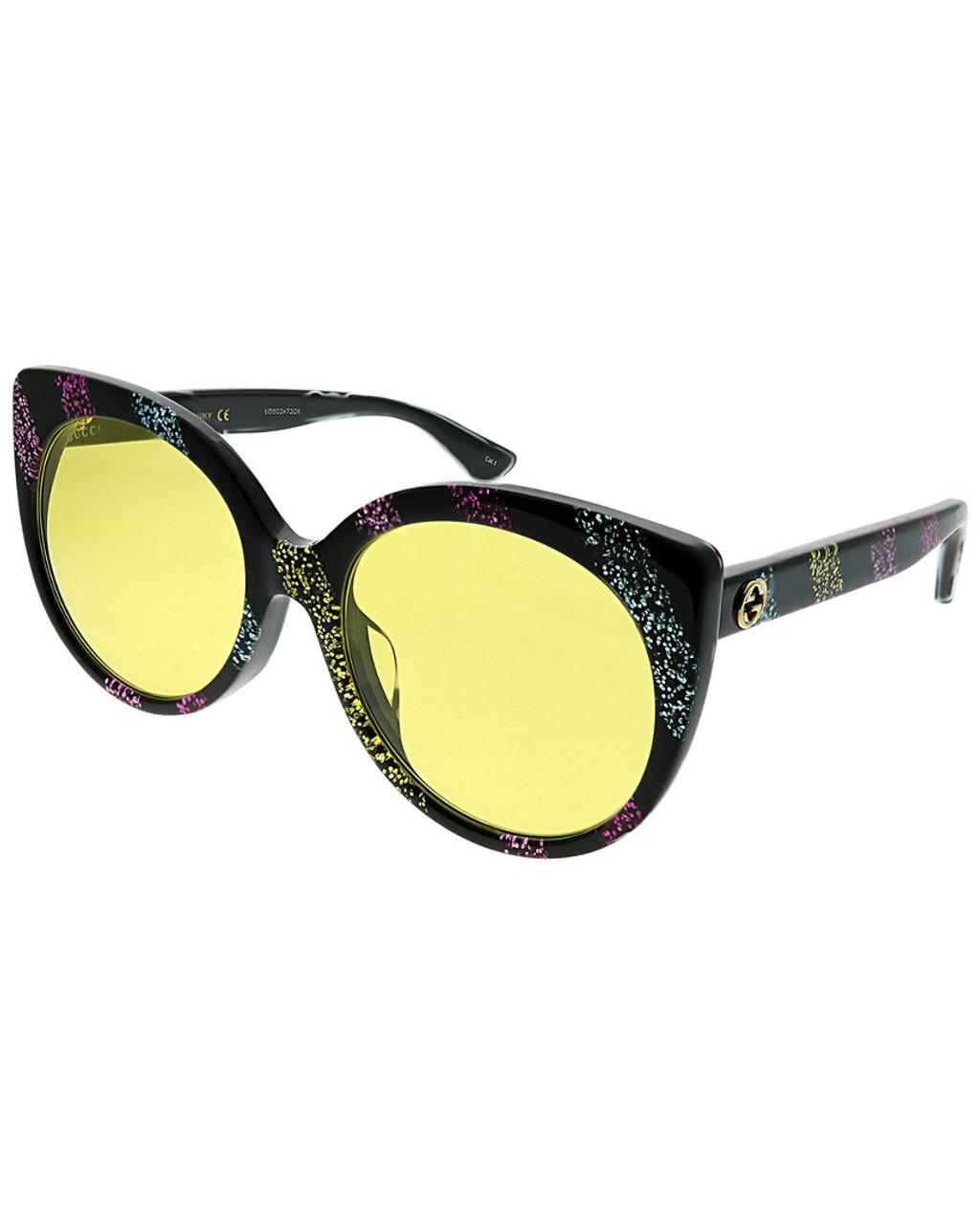 e58f36bcc6d Gucci Women s Cat-eye 57mm Sunglasses~1111932366 - Bon-Ton