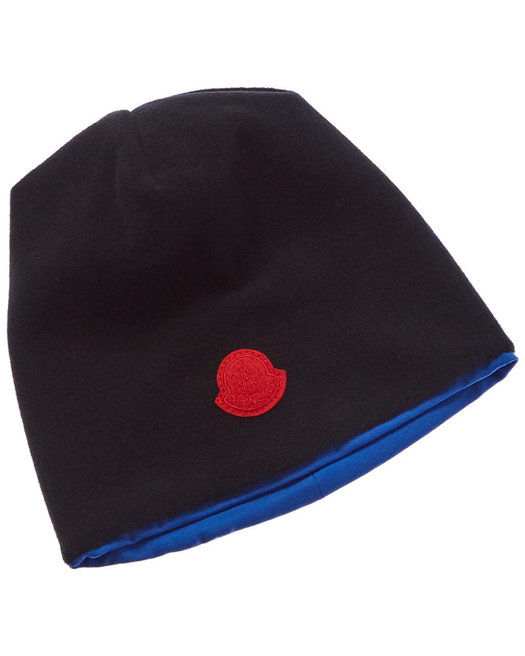 3e300e796 Moncler Logo Patch Beanie~1111997134