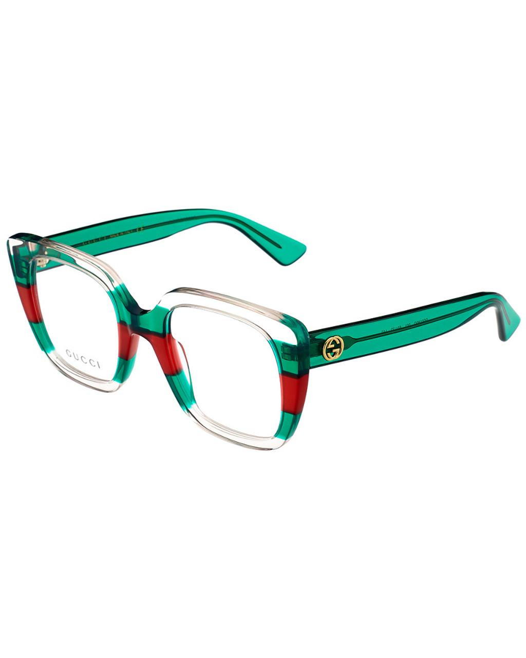 642a64ac662 Gucci Women s GG0180O-30001805001 50mm Optical Frames~1111052849 ...
