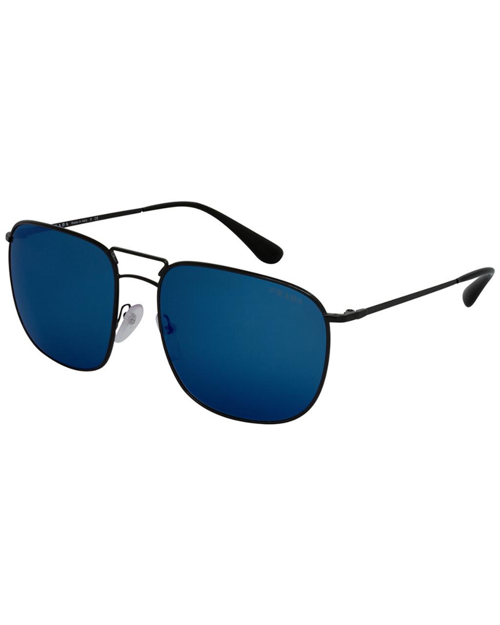3d9ced5e31 Prada Men s PR 52TS 60mm Sunglasses~11117457800000 - Herbergers