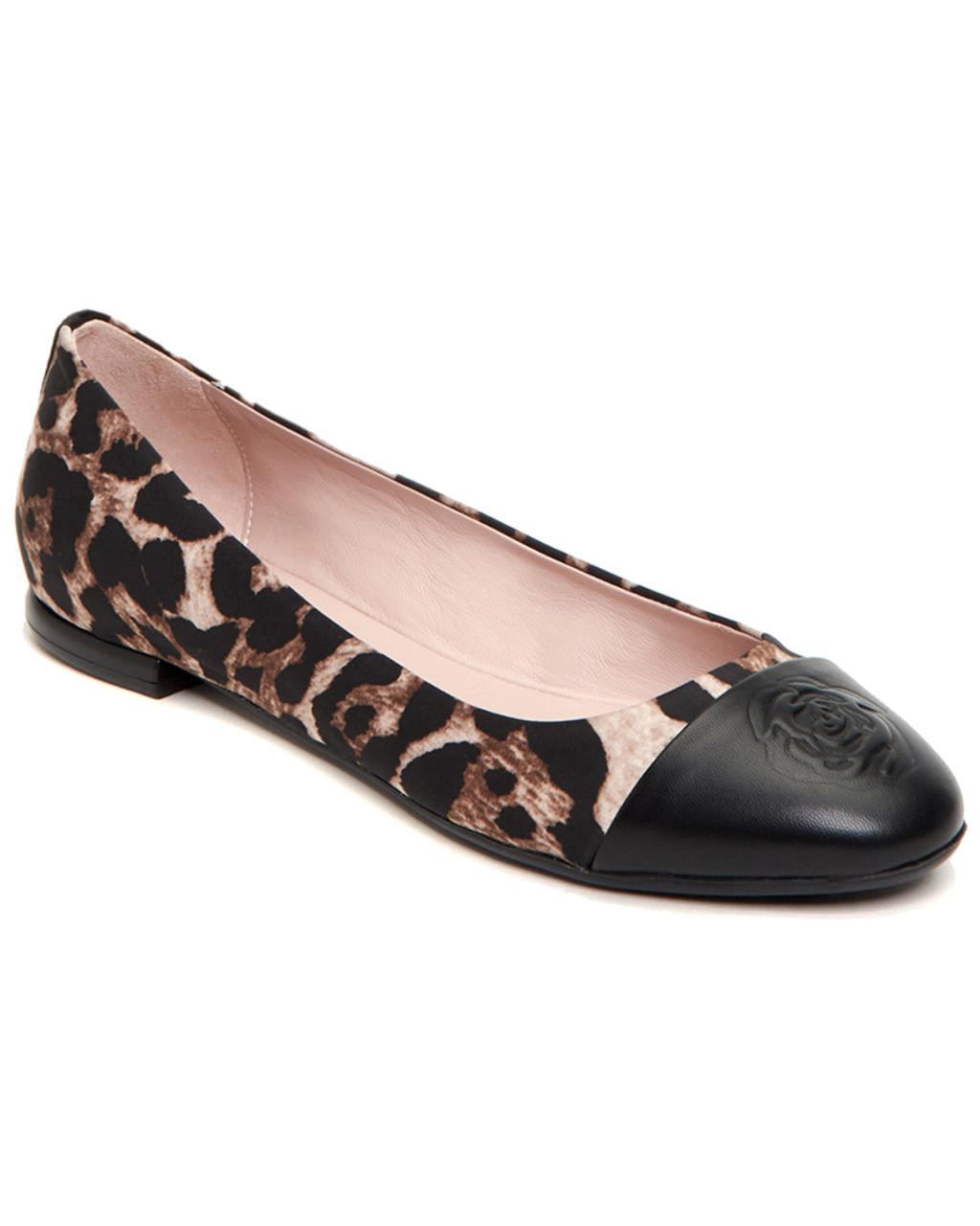 3153d7165e84 Taryn Rose Rosa Leather Flat~1311084433 - Boston Store