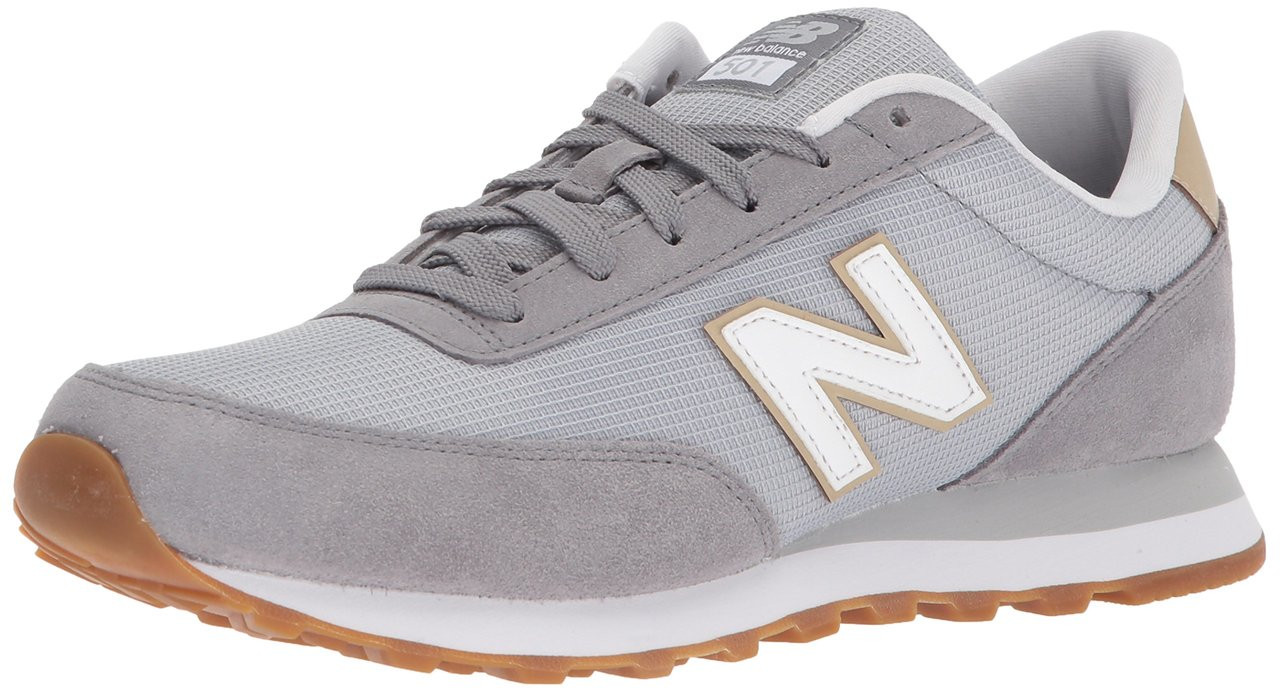0c7016d23a269 New Balance Mens New Balance Men's 501v1 Low Top Lace Up Running Sneaker