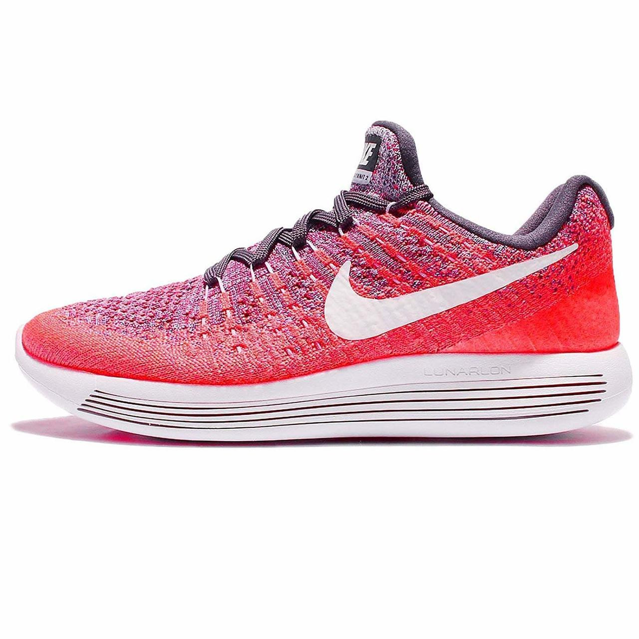 24996a6dd25eb Nike Womens Lunarepic Low Flyknit 2 Fabric Low Top Lace Up Running  Sneaker~pp-170f3cc5