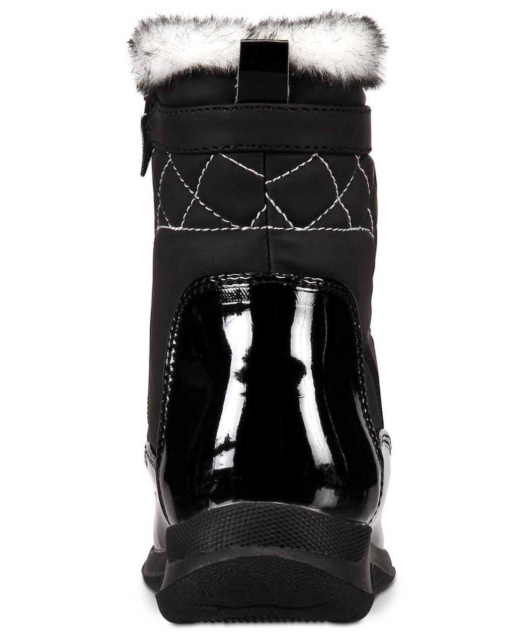 Sporto Womens Jenny Closed Toe Ankle Cold Weather Boots