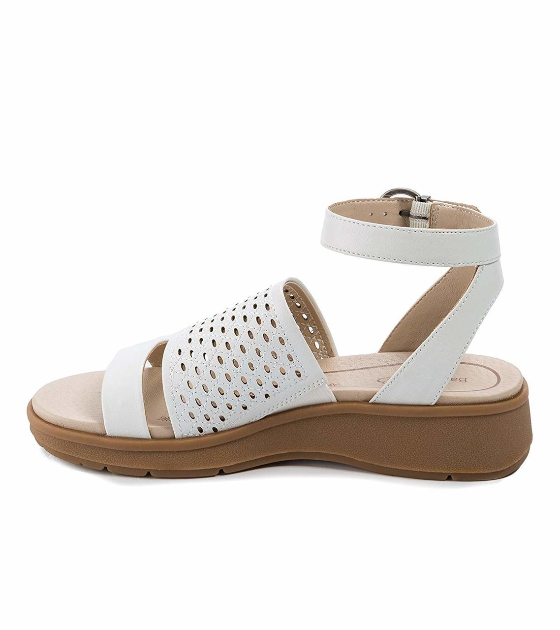 Ankle Traps Rockwell Toe C071afdd Womens Strap Sandals~pp Bare Open Casual D9IYEHWe2