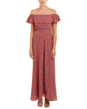 40114490fe0 Flair The Label Floral Maxi Dress~1411006298