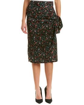 d3e58c4b2e Cami NYC Satin Silk Midi Skirt~1411778539 - Bon-Ton