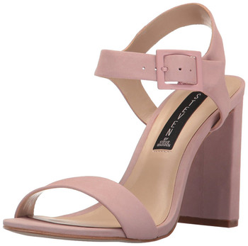 98a56f55a23 STEVEN by Steve Madden Womens Eisla NuBuck Open Toe Casual Ankle Strap  Sandals~pp-. Compare