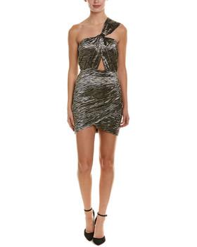 4361cac8c7 IRO Yrung Silk-Blend Shift Dress~1411040281