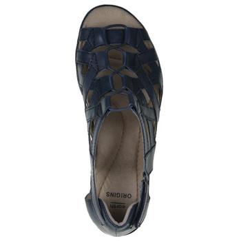 85035d417 Earth Origins Belle Bridget Women Shoes~ADMIRAL BLUE 7206187WLEA