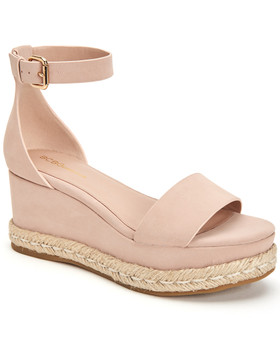ac6294ef80d6 BCBGeneration Addie Wedge Sandal