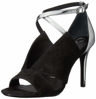 25240f73bd6 Create New Wish List · Calvin Klein Womens Nevah Leather Open Toe ...