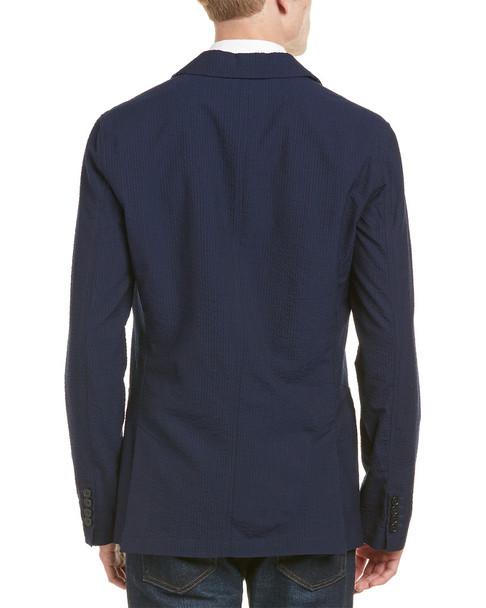 Faconnable Seersucker Sportcoat~1011452691