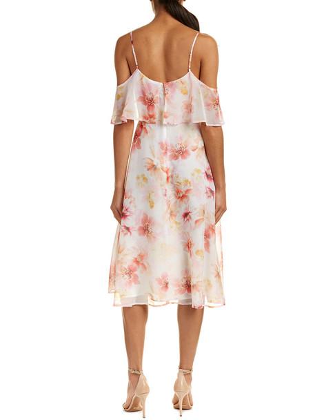 CeCe by Cynthia Steffe Midi Dress~1050245913