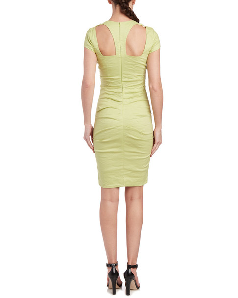 Nicole Miller Artelier Mariana Strappy Sheath Dress~1050677666