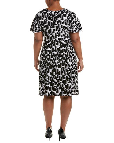 Leota Plus Midi Dress~1050719666