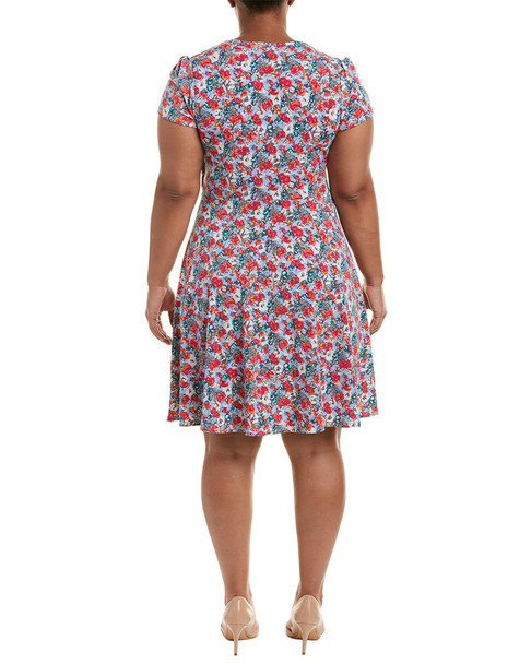 Leota Plus Shift Dress~1050719669
