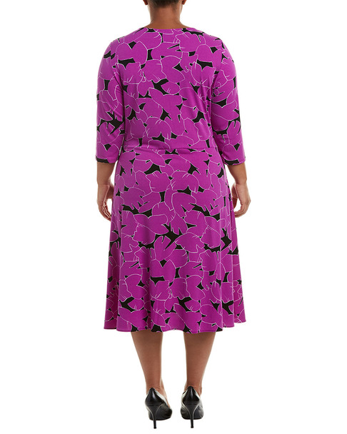 Leota Plus Shift Dress~1050719672
