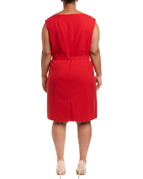 Tahari ASL Plus Sheath Dress~1050721170