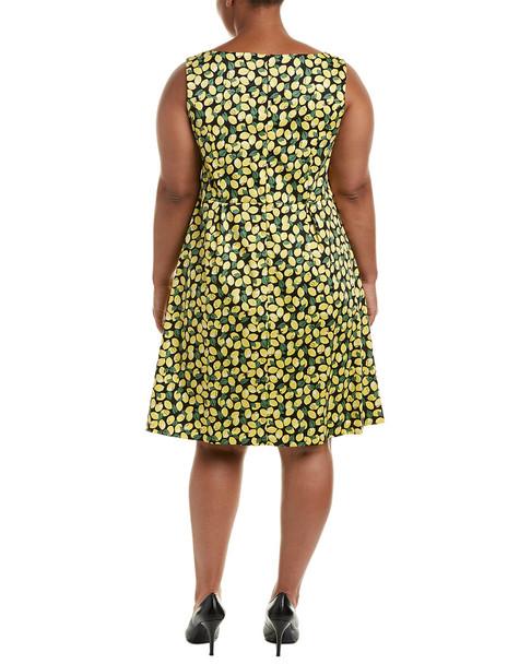 Adrianna Papell Plus Sheath Dress~1050723449