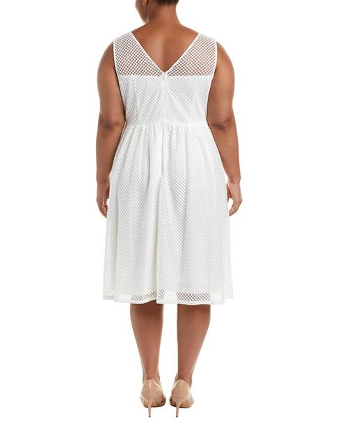 Adrianna Papell Plus Sheath Dress~1050723451