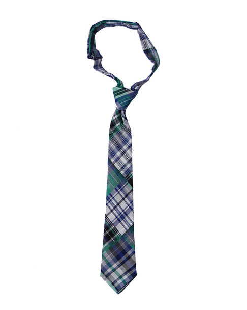 Fore!! Axel & Hudson Patch Plaid Tie~1111802440