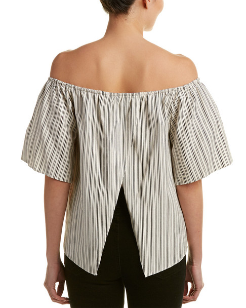 alice + olivia Crosby Open Back Top~1411138711