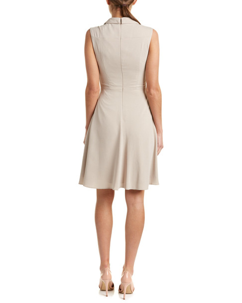 Karen Millen Knotted A-Line Dress~1411249454